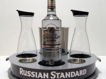 Russian Standard Caddy!